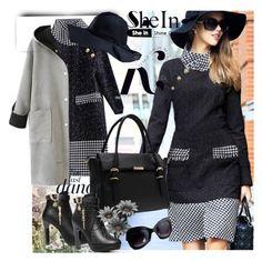"""Shein XVII/4"" by lip-balm ❤ liked on Polyvore featuring Mode, Anja, KAROLINA und shein"