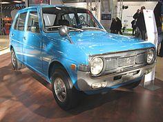 Daihatsu Fellow Max - Keijidosha - Kei Car