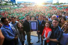 Honduras, Nación y Mundo: Honduras rompe Record Guinnesss e inaugura la Navi...