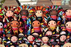 Mexican Rag Dolls, Muñecas de tela Mexicanas.
