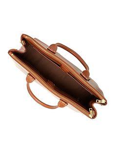1e6d3522791 Lauren Ralph Lauren Newbury Double Zipper Satchel - House of Fraser