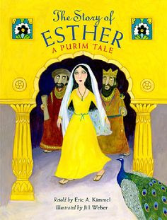 Purim books (in English) by age group