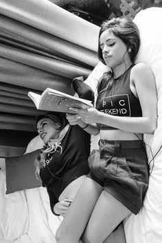 Camila Cabello with Dinah Jane Hansen