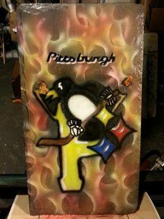 Pittsburgh slate Andi Air Airbrushing on Facebook