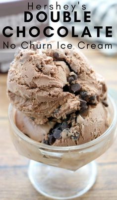 When I Started Myventure Into The No Churnice Cream Faze Of Course It Had To Be With Thischocolate No-Churn Ice Cream Recipe So Simple Dessert Recipes Ice Cream Recipes No Churn Ice Cream Chocolate Recipes Ice Cream Desserts, Frozen Desserts, Chocolate Desserts, Summer Desserts, Frozen Treats, Cold Desserts, Summer Recipes, Easy Ice Cream Recipe, Ice Cream Recipes