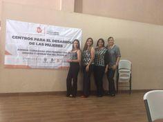 El Centro de Desarrollo para las Mujeres en coordinación con la Instancia Municipal de las Mujeres del municipio de Casas Grandes, impartió un taller el...