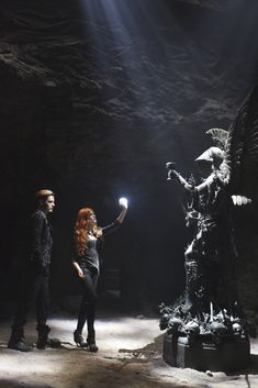 Clary, Jace and 'The Mortal Cup' #Shadowhunters