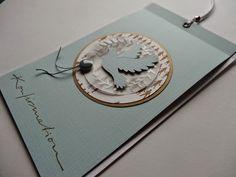 Jenny's Papierwelt: Karte ~ Konfirmationswünsche ~