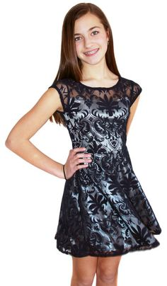 SALLY MILLER THE HARPER DRESS -2103 #TWEEN #SALLYMILLER