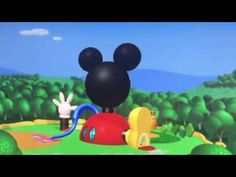 Seen in Goofy's Bird and Mickey's Treasure Hunt. I think I see the Mickey Park sign and the Clubhouse. Maybe I need to get home to see Mickey again and I'll . Mikey Mouse, Mickey Mouse Wallpaper, Mickey Mouse Clubhouse, Show And Tell, Daisy, Make It Yourself, Park, Youtube, Coloring