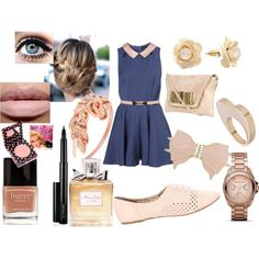 Monday, created by jesenia on Polyvore