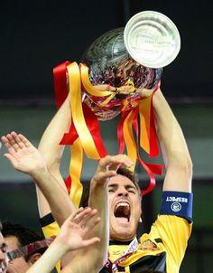 Spain's national soccer team, the Euro final victors Euro 2012, Football Team, Real Madrid, Captain America, Spanish, Soccer, Iker Casillas, Sports, Futbol