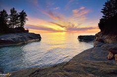 Michigan's most beautiful hidden hot spots