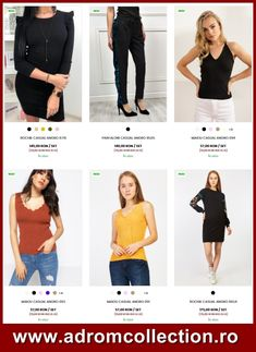 ⚡Înfrumusețează-ți magazinul cu modele NOI, la mare căutare în această perioadă.❤ În stoc ✅ Prețuri de la 19 lei ↘ www.adromcollection.ro/produse-noi Lei, Capri Pants, Suits, Fashion, Capri Trousers, Outfits, Moda, La Mode, Fasion