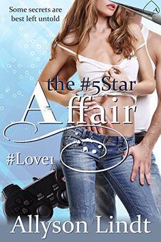 The #5Star Affair: A #GeekLove Contemporary Romance (Love Hashtagged Book 1) by Allyson Lindt http://www.amazon.com/dp/B00VGW7H3O/ref=cm_sw_r_pi_dp_OTzdxb0T6NW5R
