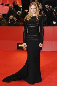 Photos: The 2012 International Best-Dressed List | Style | Vanity Fair| LÉA SEYDOUX