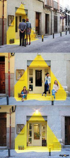 Clever facade by (fos)