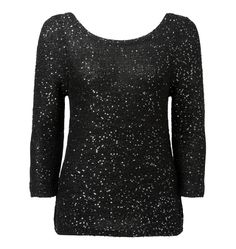Lucy Sequin Sweater - Forever New