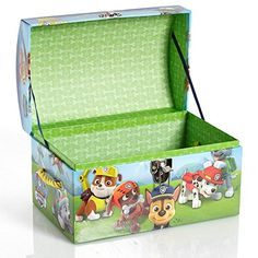 Amazon.com: Kids Storage Trunk/chest, Store And Organize Your Little One