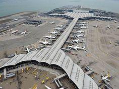 Hong Kong Airport / Foster
