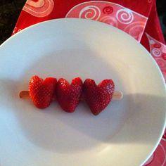 For Mason's Valentine's preschool party!