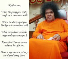 How failures turned out to be actual stepping stones to ultimate success for Sai-Student Siddhartha. Sai Baba Hd Wallpaper, Sai Baba Wallpapers, You Are My Treasure, Here Comes The Boom, Sai Baba Pictures, Sai Baba Quotes, Sathya Sai Baba, Baby Krishna, Spiritual Images