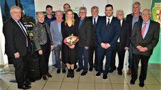Unser 2. Vorsitzender Harald Emmrich wurde ausgezeichnet amTag des Ehrenamts beim Fußballverband Rheinland für den Landkreis Trier-Saarburg.
