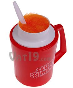 Slush Mug: Create a slushee at home in minutes