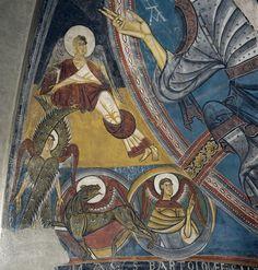 Absis de Sant Climent de Taüll | Museu Nacional d'Art de Catalunya