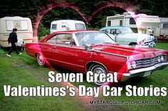 Is Valentine's Day getting in the way of your car project? Here are seven happily ever after car stories to justify your case- http://www.mystarcollectorcar.com/2-features/editorials/2602-seven-of-the-best-mystarcollectorcar-valentines-day-stories-romance-meets-old-iron.html
