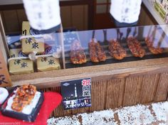 Doll House Miniature Model Kit Figure Handcraft /Unagi Japanese eel Shop /Billy | Dolls & Bears, Dollhouse Miniatures, Doll Houses | eBay!