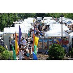 Port Clinton Art Festival at Port Clinton Art Square Highland Park, IL #Kids #Events