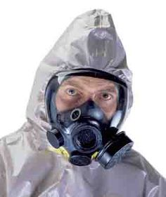Nuclear, Biological, Chemical Warfare Protection Supplies