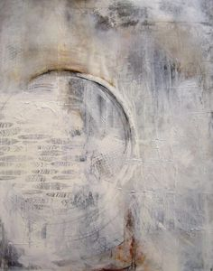 Untitled, schilderij van Ineke Tijsseling .. Kunst / Abstract / Modern / Schilderij