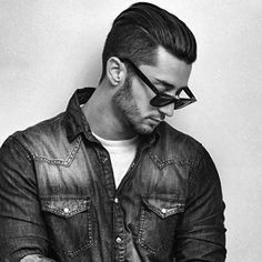 15 Best Rockabilly Hairstyles For Men Cool Haircuts, Haircuts For Men, Elvis Presley, Greaser Hair, Beard Lover, Rockabilly Hairstyle, Hairstyle Men, Men Hairstyles, Hair Cuts
