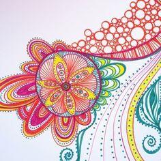 lovely doodling