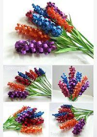 Cómo Hacer Flores de Papel. Aprende a hacer esta bonita manualidad de cómo hacer flores decorativas de papel. Flores de Papel Paso 1: Materiales Necesario