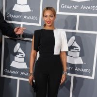 Beyoncé looking good enough to eat at the 2013 #GRAMMYS