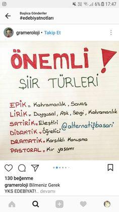 Pin on Edebiyat Geometry Formulas, Study Methods, Turkish Language, Interesting Information, School Notes, Study Motivation, Galaxy Wallpaper, Weekly Planner, Kids And Parenting