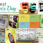 wow! Need Father's Day ideas? #89. 50 Father's day gift ideas and prints