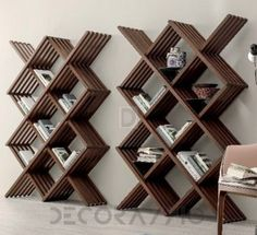картинка шкаф книжный Tonin Casa Italian Mood, 7236 изображение