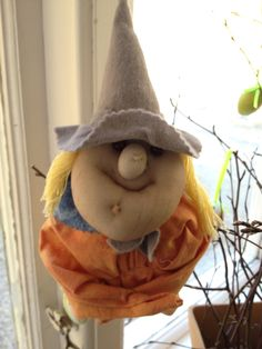 Easter in Sweden, traditions and celebration! Aren't the Easter Witches adorable!