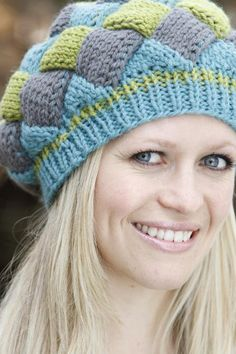Looking for your next project? You're going to love Huckleberry Hat by designer Marly Bird.