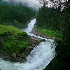 Awesome Waterfalls Of The World