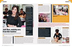 From corporate to stay-at-home-mom to a Dream Nails Beauty franchisee. Jade shows it's possible to get the perfect work-life balance Dream Nails, Work Life Balance, Beauty Industry, Appointments, How To Get, Glamour, Shit Happens, Marketing, Mom
