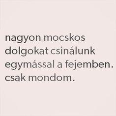 ❤@candyerikaa ❤@zsuzsannapap❤ @idezetek_qoutes Instagram photos | Websta (Webstagram) Sad Quotes, Qoutes, Motivational Quotes, Lol, Wallpaper Quotes, Thoughts, Feelings, Reading, Te Amo