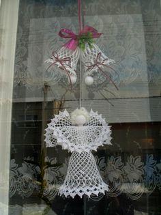 Każdy coś, co możemy zrobić, tylko o nie dowie   Boże Narodzenie Crochet