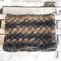 Celtic Weave stitch in the Round