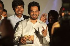 Music directors duo Adithya and Jeeva, who are popularly known as Hiphop Tamizha are going to make their debut in Tollywood