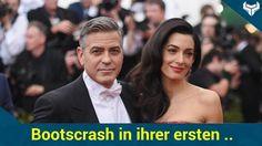 Am 6. Juni sind George und Amal Clooney stolze Eltern der Zwillinge Ella und Alexander geworden. Ihre erste Woche als Mama und Papa wurde jetzt von einem Bootsunfall überschattet   Source: http://ift.tt/2thfaoB  Subscribe: http://ift.tt/2sfJdOR für George  Amal Clooney Bootscrash in ihrer ersten Elternwoche